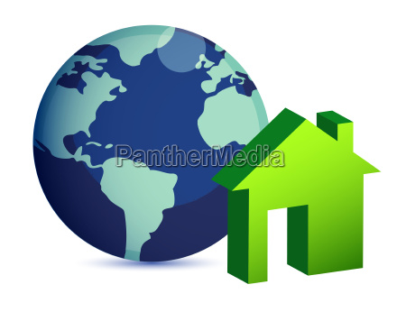 worldwide, properties, on, white, background - 10165937