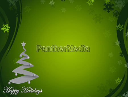 nice, green, happy, holidays, background, illustration - 10166233