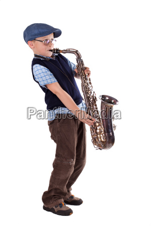 saxophone retro