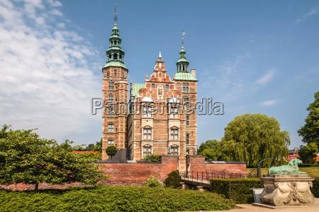 rosenborg, castle, in, copenhagen - 10185309