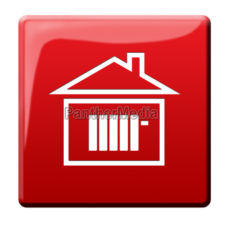 heating costs icon