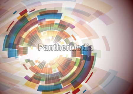 abstract, colorful, background. - 10186407