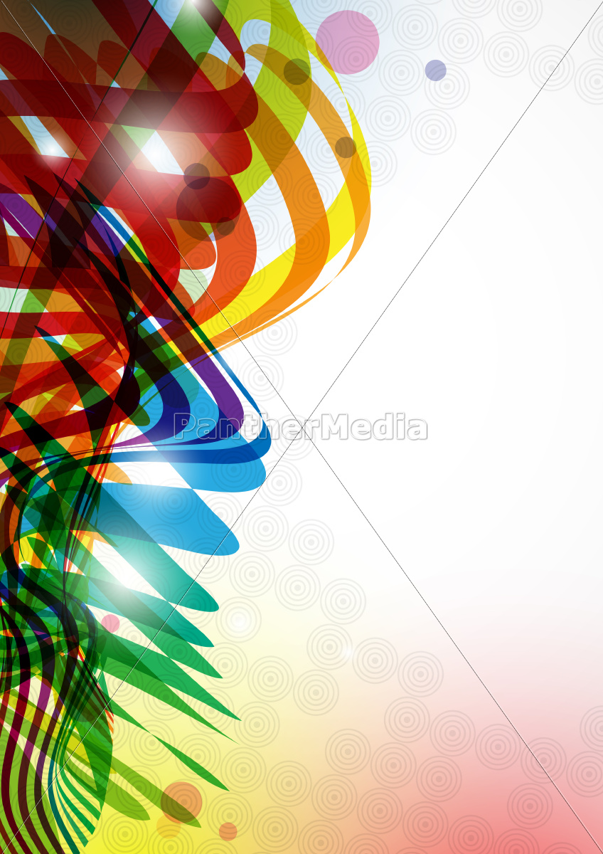 abstract, colorful, background. - 10186515