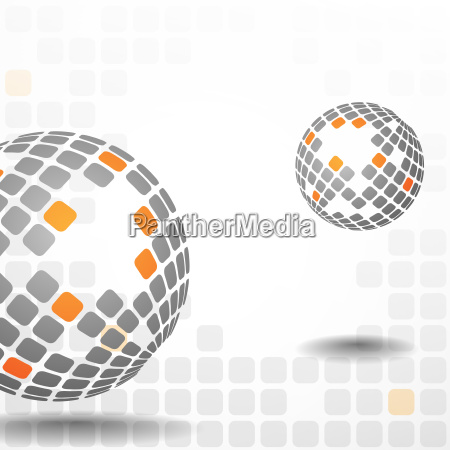 abstract, square, background. - 10186735