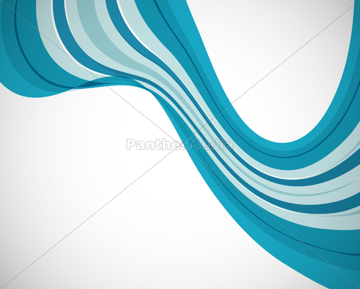 business, background, wave. - 10186741