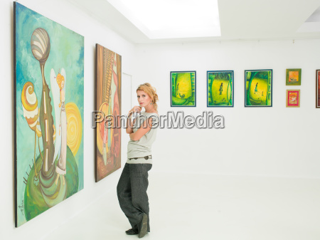 spare time, free time, leisure, leisure time, museum, gallery - 10189317