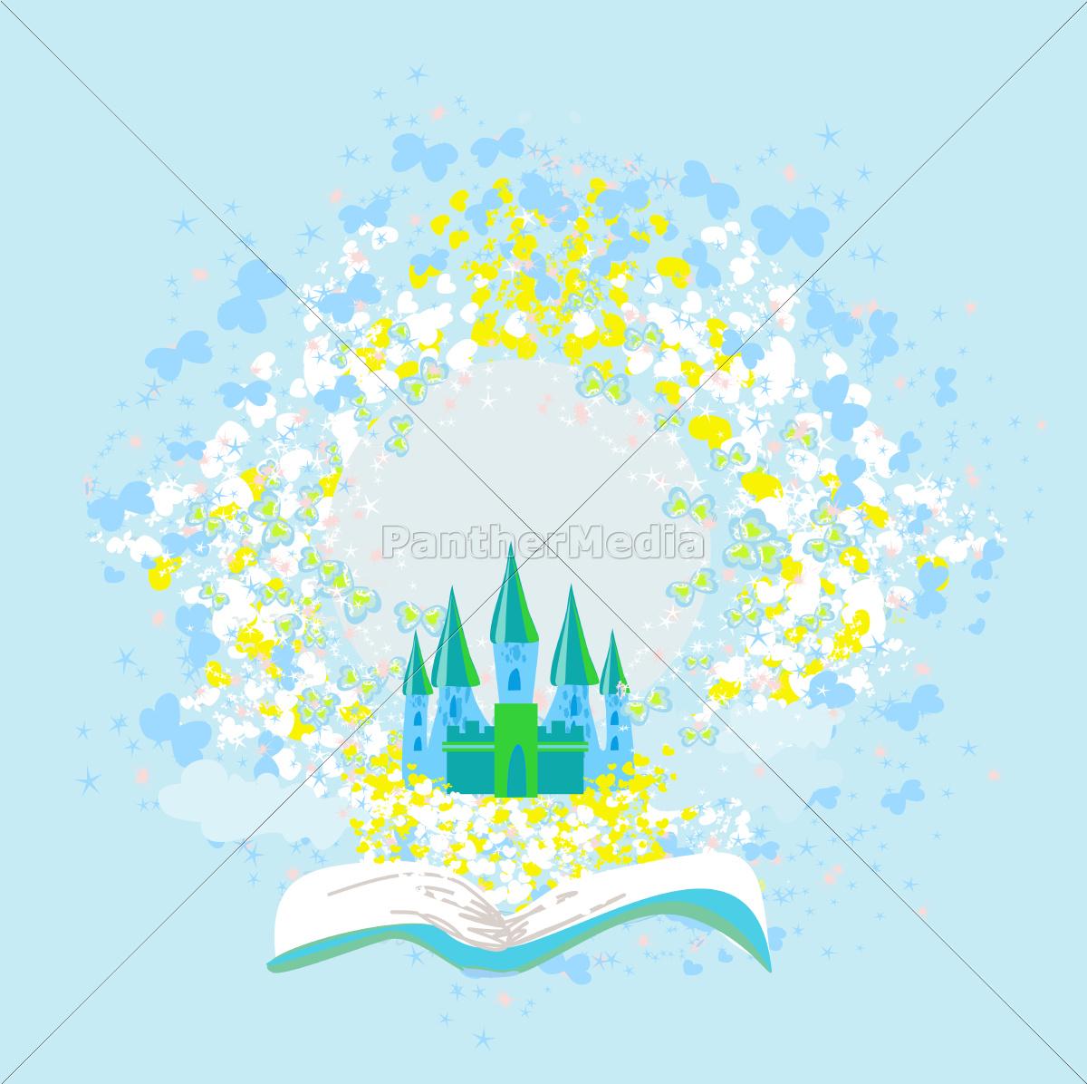 magic, world, of, tales, , fairy, castle - 10190307