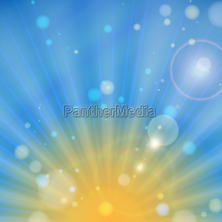 abstract, summer, background. - 10191107