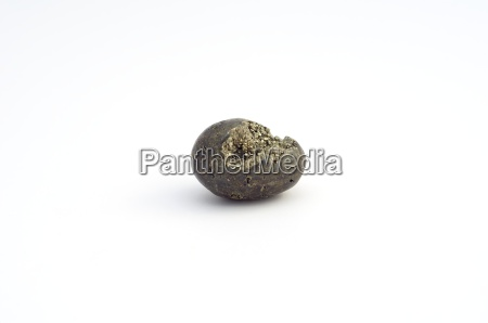 easter egg from pyrite