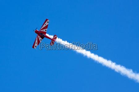 aerobatic pilot