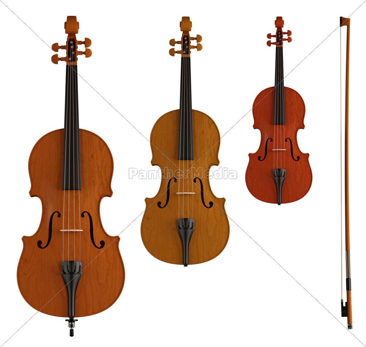 double, bass, , viola, and, violin - 10202231