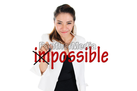 passion for change impossible to possible