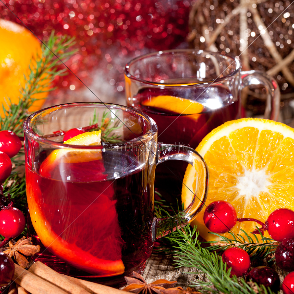 hot, aromatic, hot, wine, punch, with - 10206577