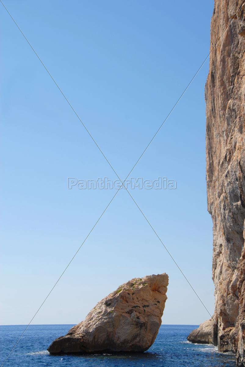 ogliastra, coastline, in, sardinia - 10213685