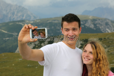 photo with your smartphone as a