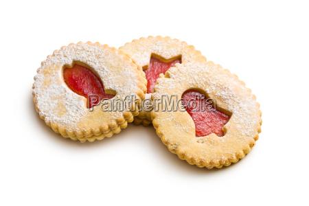 pastry, jam, cookie, biscuit, biscuits, cookies - 10222887
