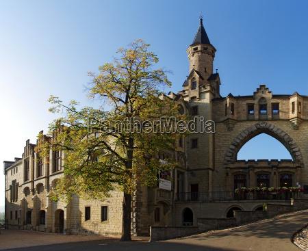 sigmaringen castle main portal