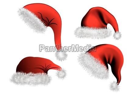 christmas, hat - 10231647