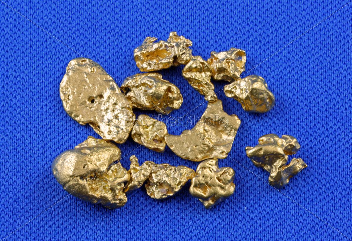 gold, nuggets - 10231957