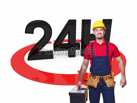 handyman 24 service