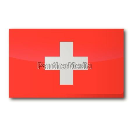 flag, switzerland - 10233461