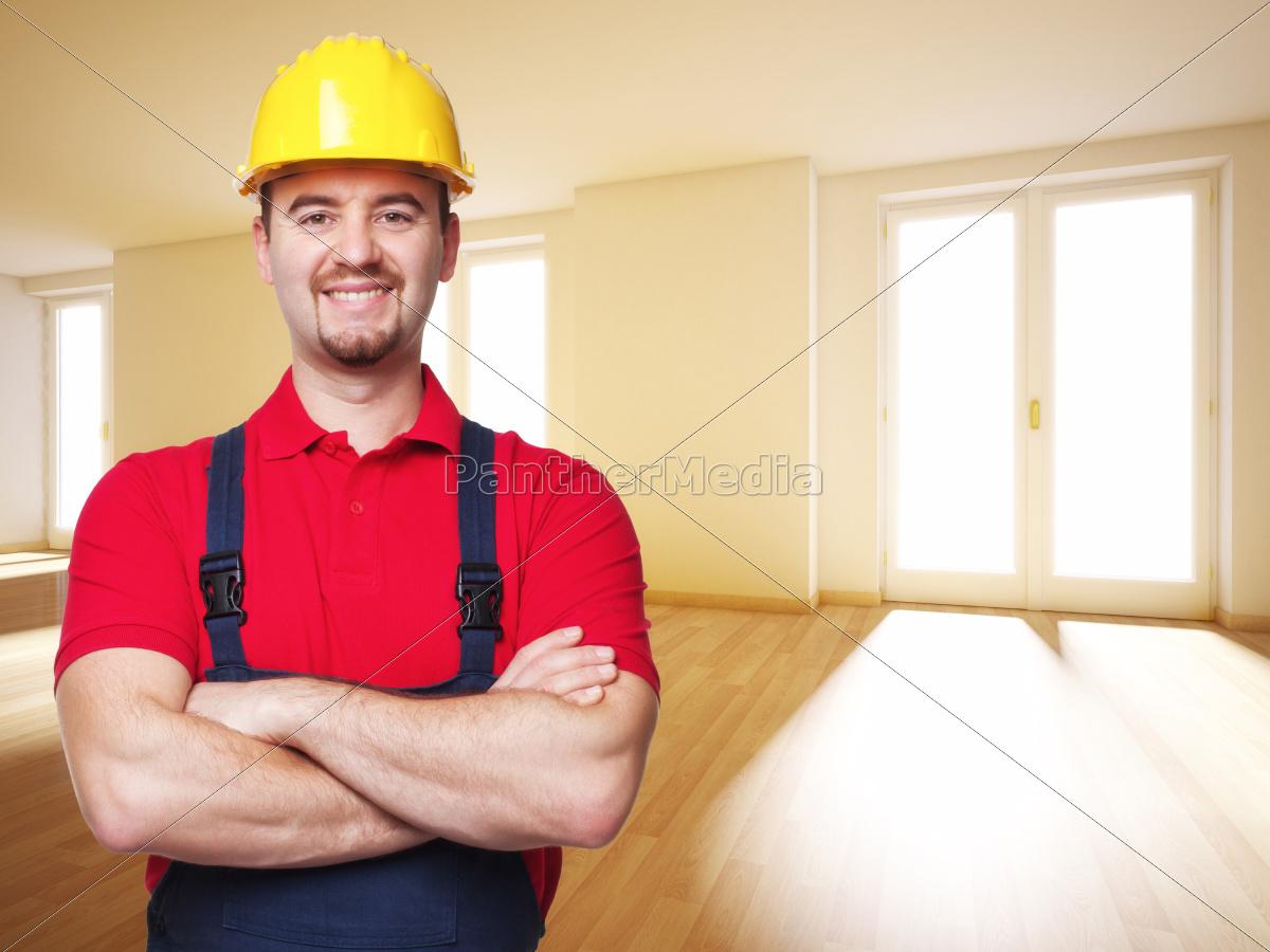 handyman, portrair - 10233797