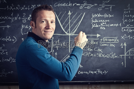 smiling, teacher - 10233785