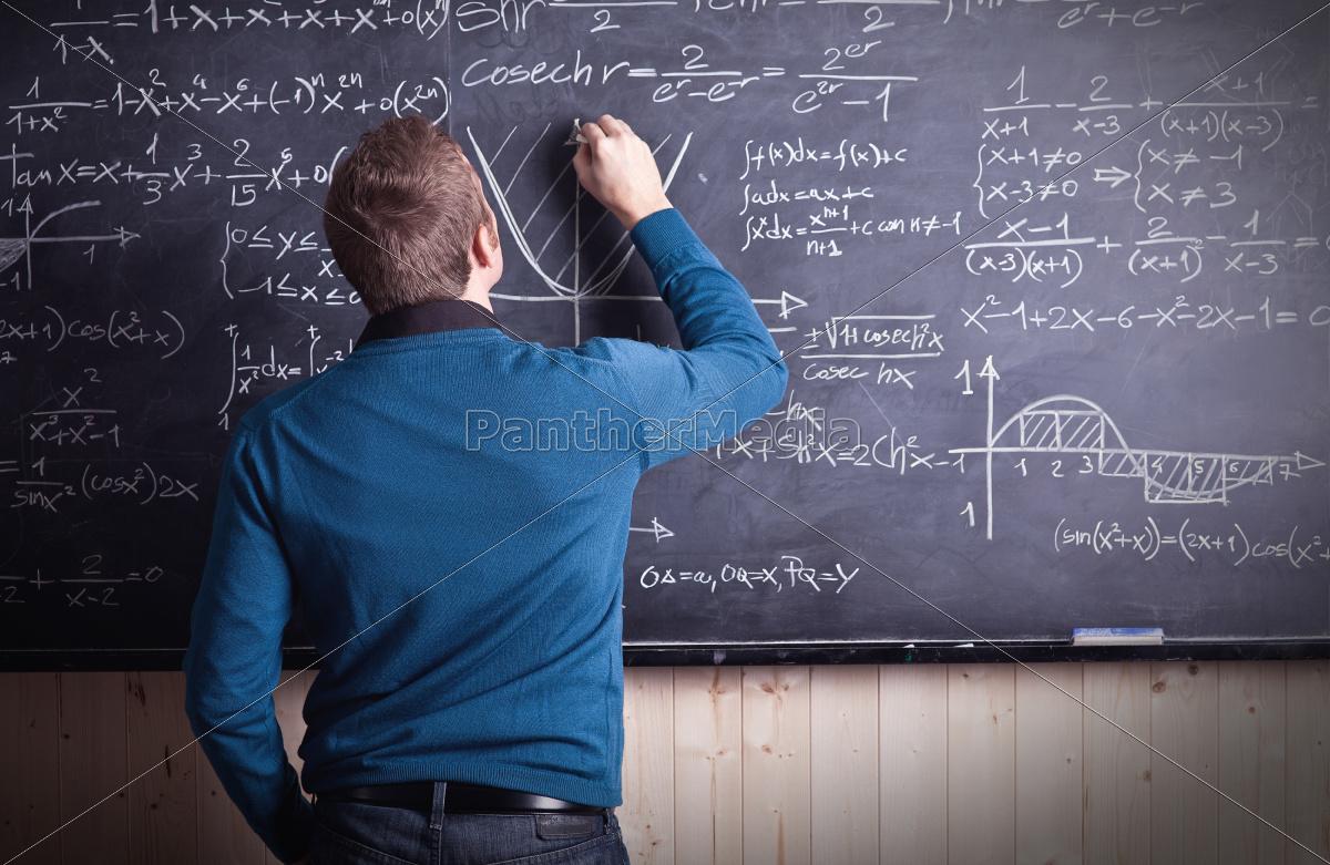 teacher, education, blackboard, class, student, math - 10233775