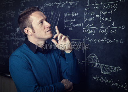 teacher, portrait - 10233791