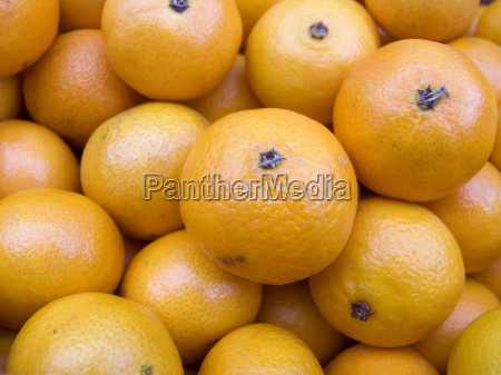 tangerines on a counter macro3