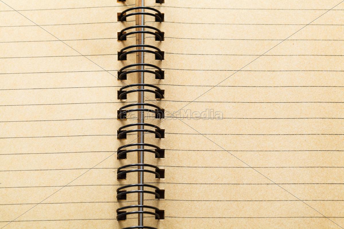 spiral, notebook - 10261379