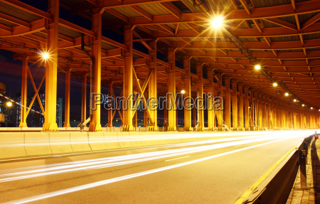 tunnel, with, car, light - 10262975