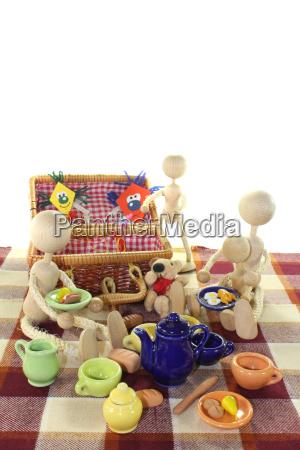 picnic with dragon