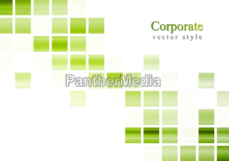 bright green tech vector background