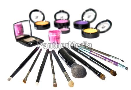 make up and make up utensils