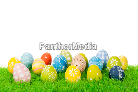 easter, egg, variation, on, a, meadow - 10305585