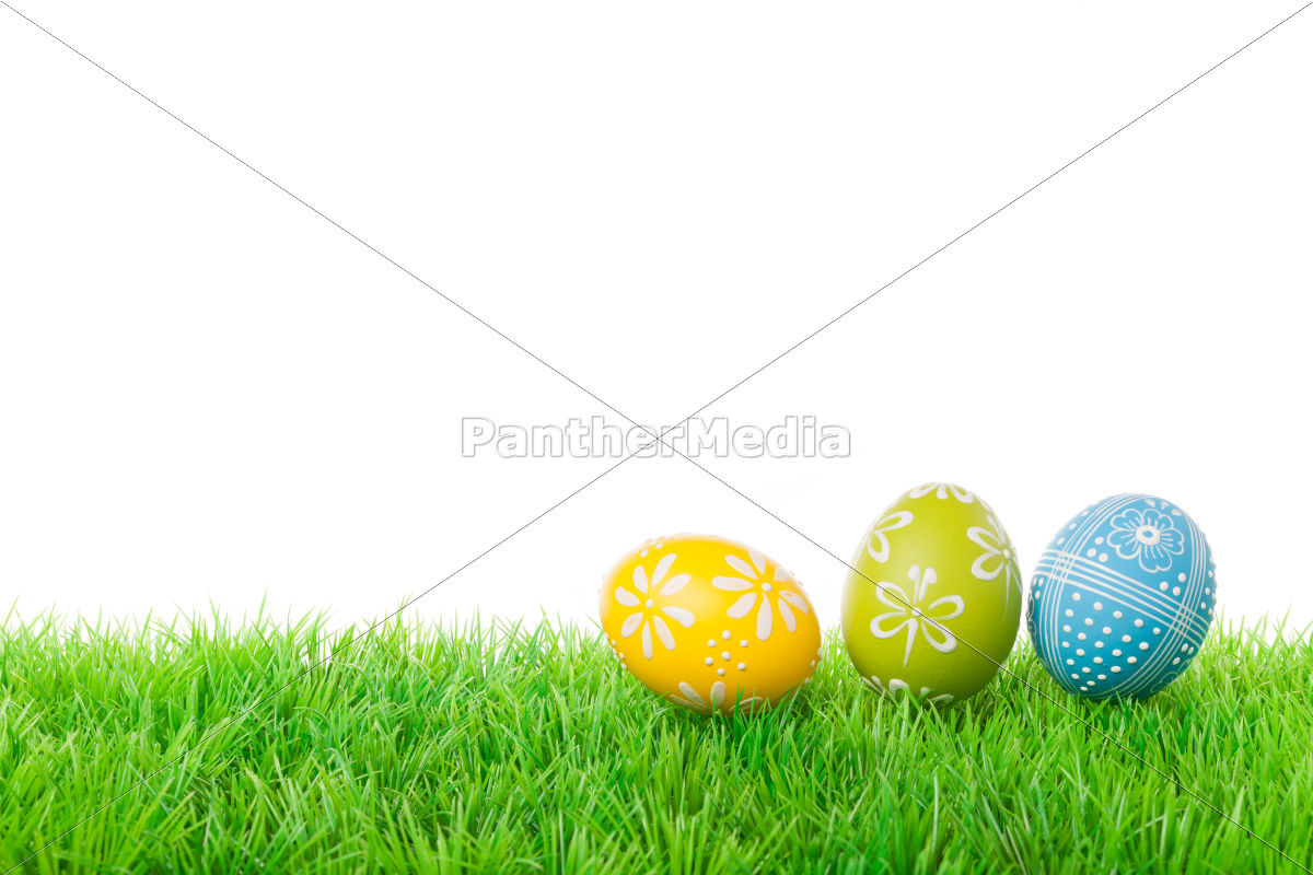 three, easter, eggs - 10305577