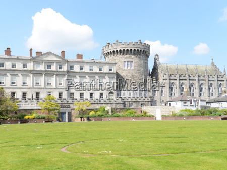 dublin, castle - 10307927