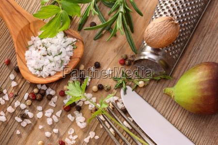 spices, herbs, salt, spicery, - 10308939