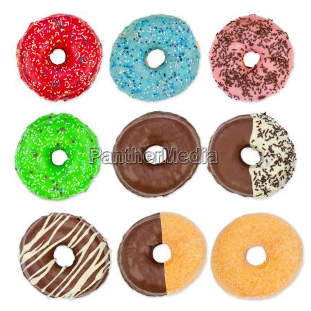 donut, set - 10309177