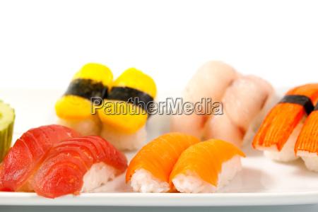 nigiri, sushi - 10309157