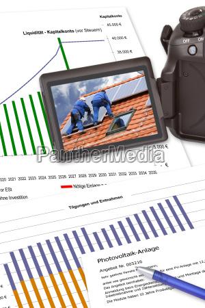 offer documents for solar power