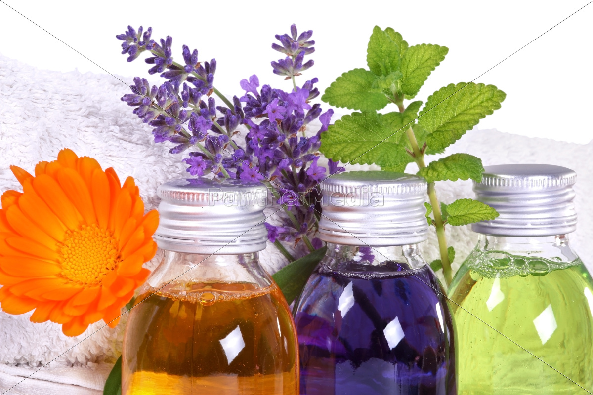 massage, spa, with, medical, plants - 10323045