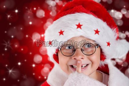 christmas, through, children's, eyes - 10327213