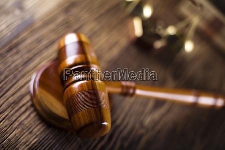 judge, gavel - 10328829
