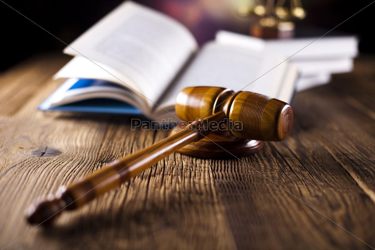 judge, gavel - 10328891