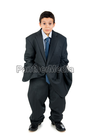 business, boy - 10329181