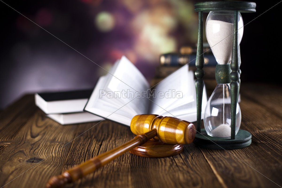 law, theme, , mallet, of, judge, , wooden - 10330349