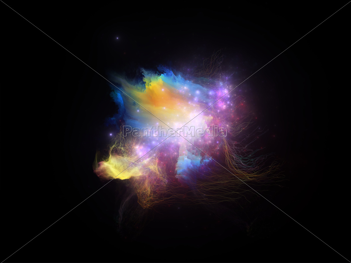 virtual, fractal, nebula - 10331421