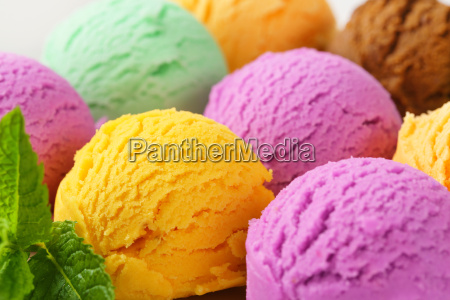 assorted, ice, cream - 10332219